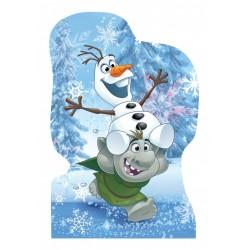 DINO - Puzzle Frozen Παραμύθι 4Χ54 τμχ.