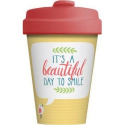 Bamboo Cup - Beautiful Smile - BCP301