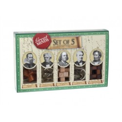 Great Minds Set Of 5 6060036531812