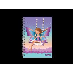 ART ΤΕΤΡΑΔΙΑ SPIRAL B5 2θ. 9-19-102