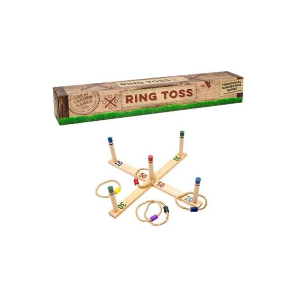 Ring Toss Professor Puzzle   alfavitari.com