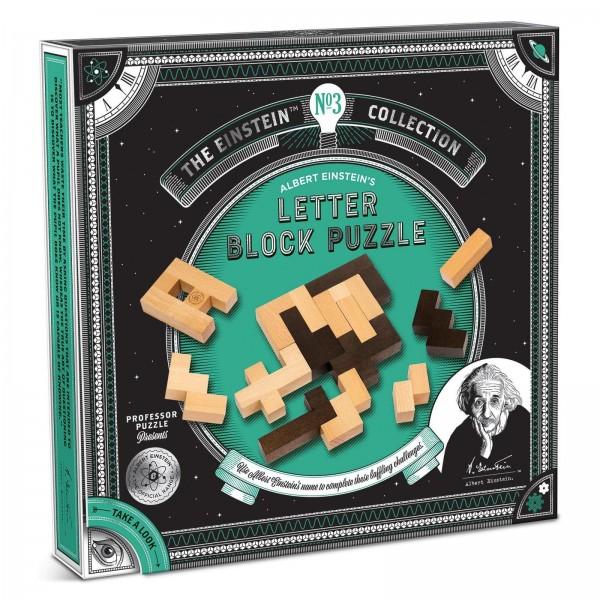 Γρίφος - Einstein's Letter Block Puzzle no3 ΠΡΟΪΟΝΤΑ alfavitari.com